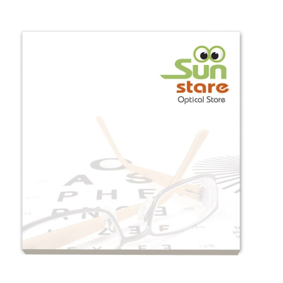Image of BIC® 75 mm x 75 mm 100 Sheet Adhesive Notepads