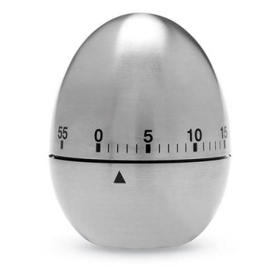 Image of Stainless Steel Egg Timer
