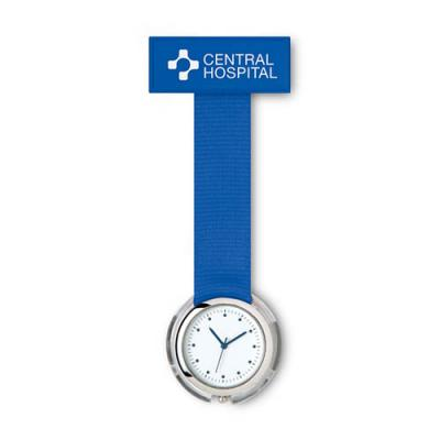Image of Analogical nurse watch