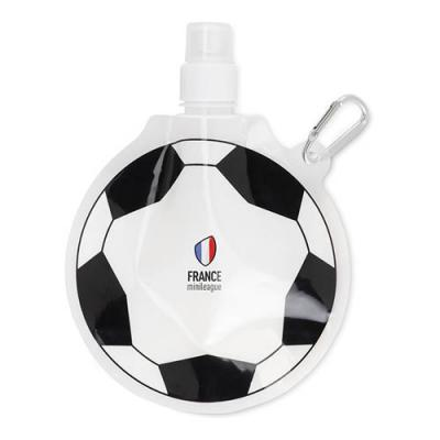 Image of Football shape foldable bottle