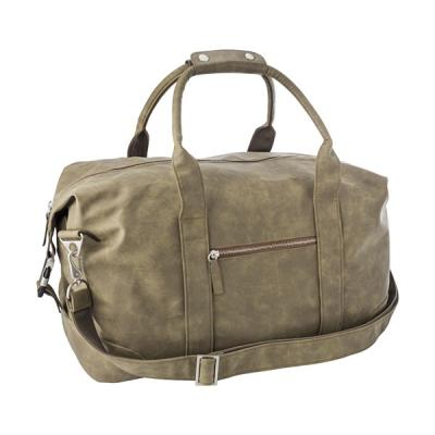 Image of PU duffle/travel bag