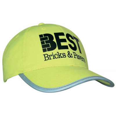 Image of 6 Panel Baseball Cap