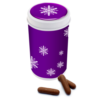 Image of Snack Tin Mini Chocolate Fingers