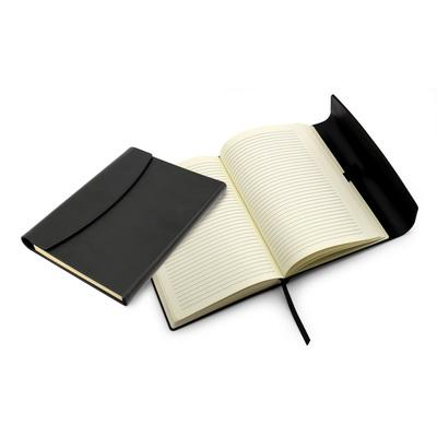 Image of Black Magnet Three Way Notebook