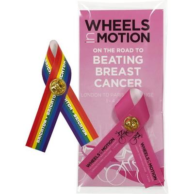 Image of Full Colour Campaign Ribbon