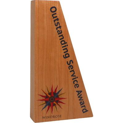 Image of Real Wood Block Award