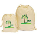 Image of 6oz Small Natural Top Drawstring Pouch