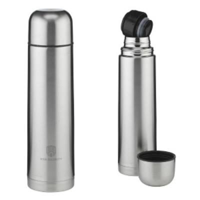 Image of Stainless Steel 1 litre Flask