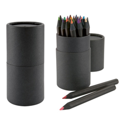 Image of Noir Pencil Crayon Tube