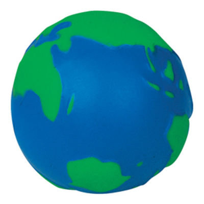 Image of Stress World Globe