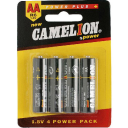 Image of 4 Batteries Pack 1,5V Aa/ R06
