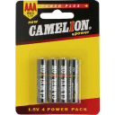 Image of 4 Batteries Pack 1,5V Aaa/ R03