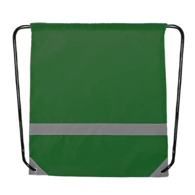 Image of Reflective Drawstring Bag Lemap