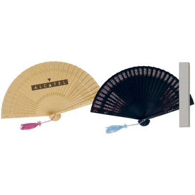 Image of Hand Fan Madera
