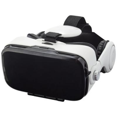 Image of Virtual Reality Headset with Headphones