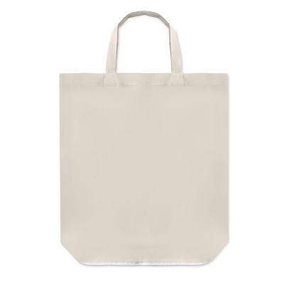 Image of Foldable cotton shopping bag