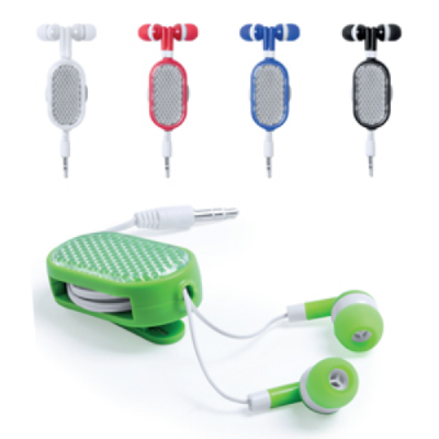 Image of Earphones Rasum