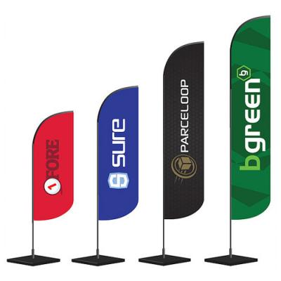 Image of Bat Fan S Advertising Flag 65 X 200 Cm