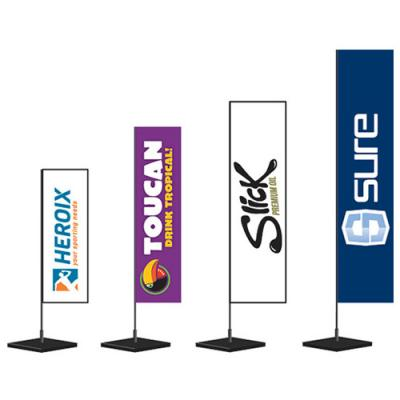 Image of Bat Fan T Advertising Flag 50 X 150 Cm