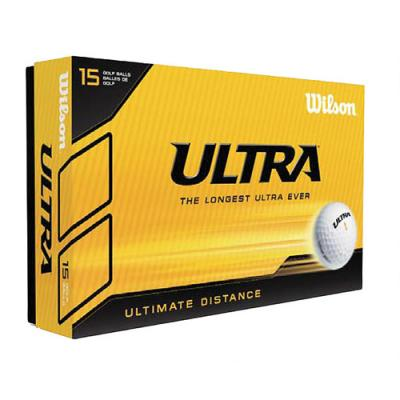 Image of Wilson Ultra Golf Balls (loose)