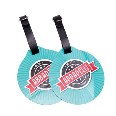 Image of Round Photosmart Bag Tag