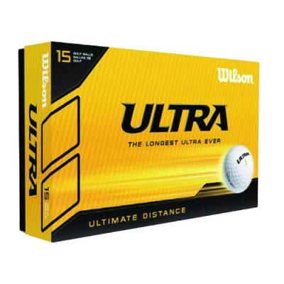 Image of Wilson Ultra Golf Balls (boxed)