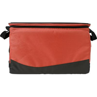 Image of Polyester cooler bag