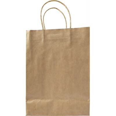 Image of Paper bag,'medium'.