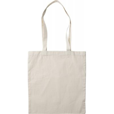 Image of Cotton (180 g/m2) carry/shopping bag