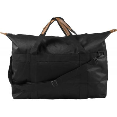 Image of Large polyester sports/weekend bag