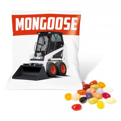Image of Flow Bag The Jelly Bean Factory Jelly Beans 40g DP