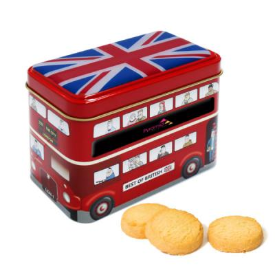 Image of Bus Tin Original Scottish Mini Shortbread