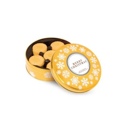 Image of Gold Share Tin All Butter Shortbread Biscuits