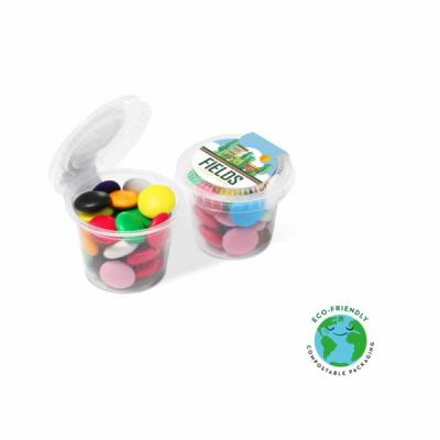 Image of Mini Eco Pot Chocolate Beanies