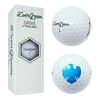 Image of EverGreen Golfô Drive 2-piece Balls