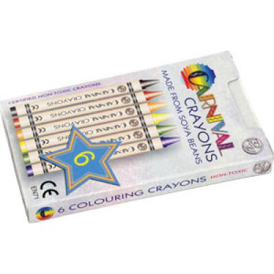 Image of Carnival Crayons - 12 Pack