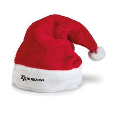 Image of Fluffy Christmas Hat