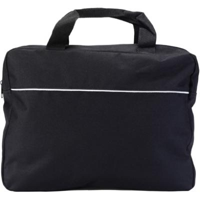 Image of Polyester (600D) document bag
