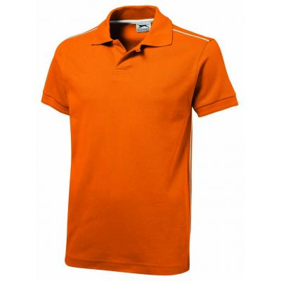 Image of Backhand short sleeve Polo
