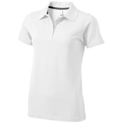 Image of Seller short sleeve ladies polo