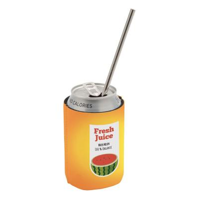 Image of Straight Metal Straw