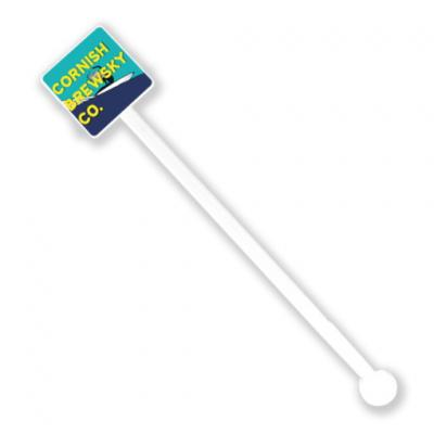 Image of Recycled Drink Stirrer Square