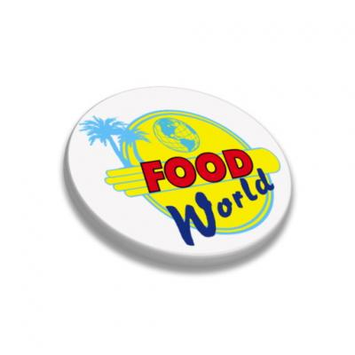 Image of Recycled Circle Drinks Token - 24mm