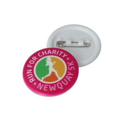 Image of Recycled DBASE Badge 32mm Circular