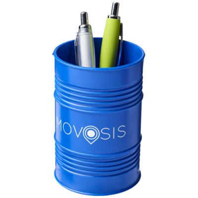 Image of Bardo oil drum style plastic pen pot